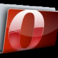 crear folder opera